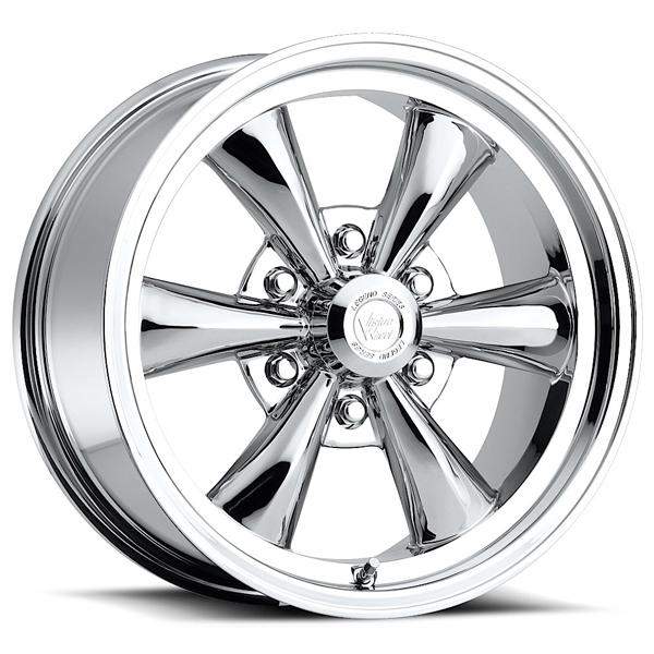 LEGEND 6 TYPE 141 CHROME RIM by VISION WHEELS