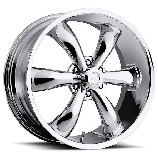 LEGEND 6 TYPE 142 RWD CHROME RIM by VISION WHEELS