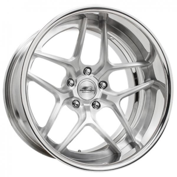 CONCAVE PRO-TOURING HYDRO POLISHED RIM by BILLET SPECIALTIES WHEELS