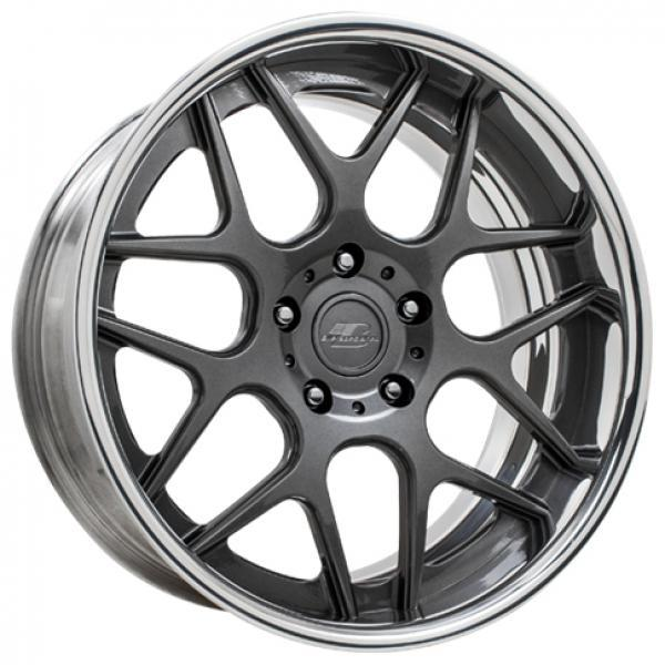 CONCAVE PRO-TOURING WEDGE POLISHED RIM by BILLET SPECIALTIES WHEELS