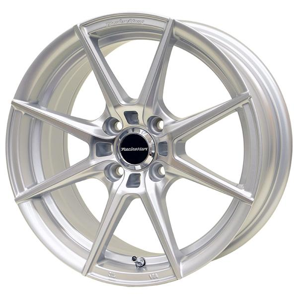 RACING HART SS-A2 SILVER MACHINED RIM by SPECIAL BUY WHEELS