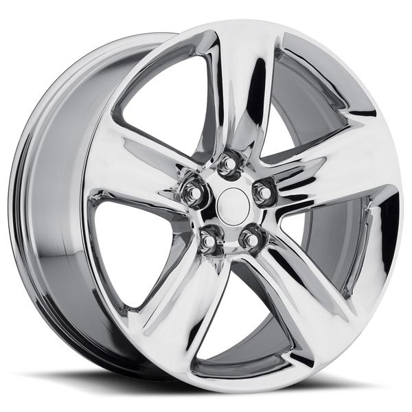 JEEP GRAND CHEROKEE SRT8 2014 STYLE 68 CHROME RIM by FACTORY REPRODUCTIONS WHEELS