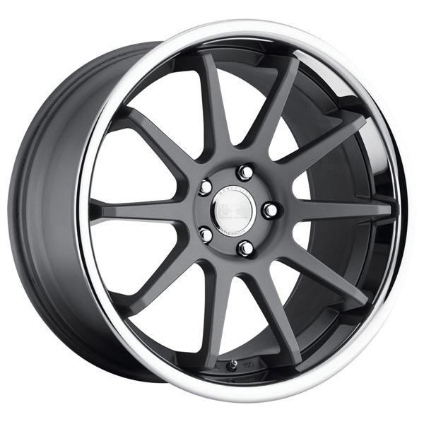 CS-10 MATTE GUNMETAL RIM by CONCEPT ONE WHEELS