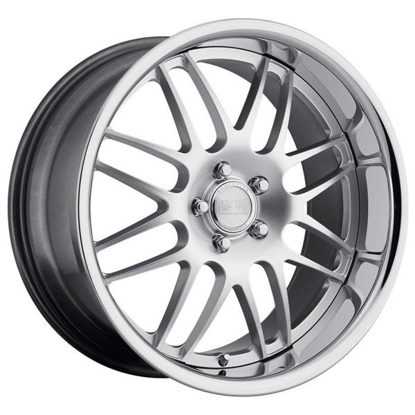RS-8 HYPER SILVER RIM by CONCEPT ONE WHEELS