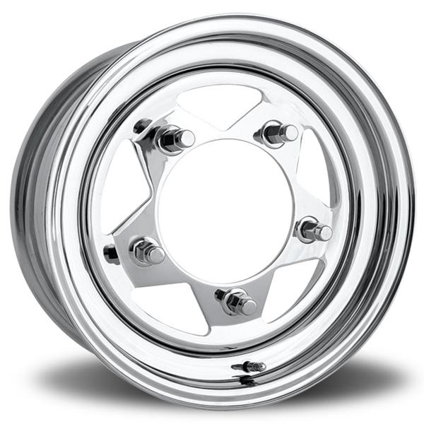 VW BAJA STAR 28 SERIES CHROME RIM by U.S. WHEEL