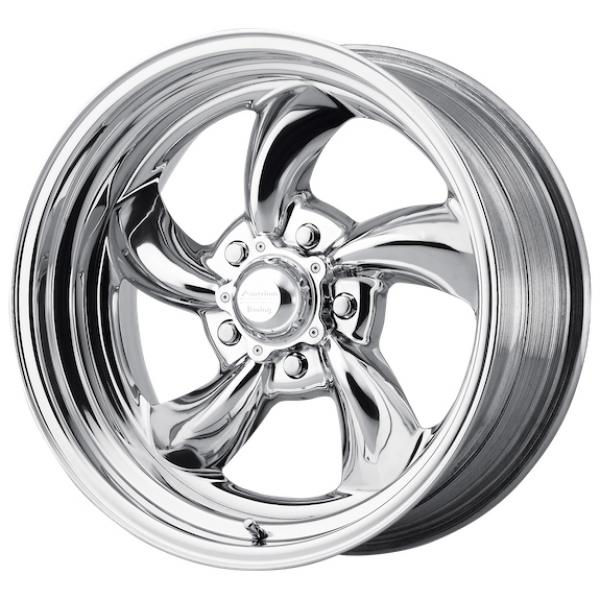 VN475 TWISTED TT0 DIRECTIONAL POLISHED RIM by AMERICAN RACING WHEELS