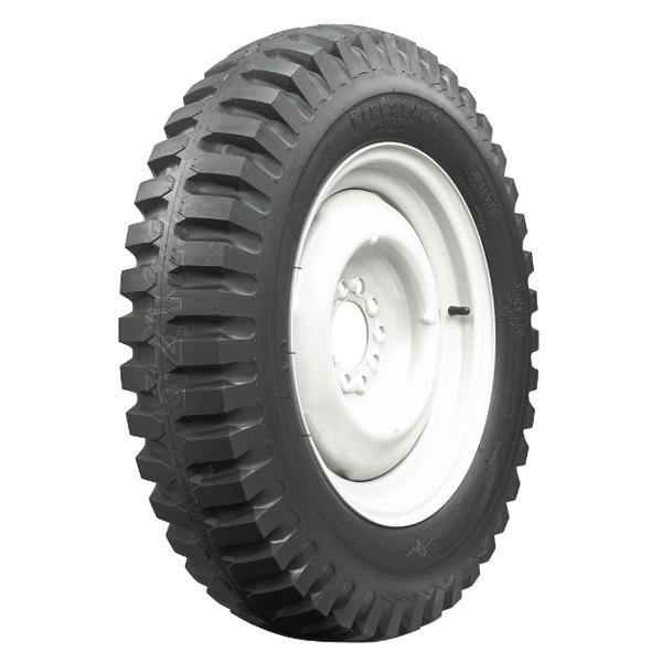 NDT BIAS PLY TIRE by FIRESTONE TRUCK OR MILITARY TIRES
