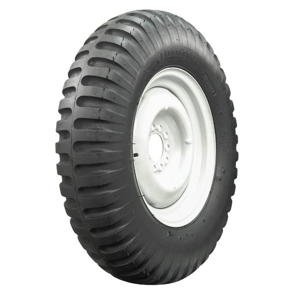 NDCC BIAS PLY TIRE by FIRESTONE TRUCK OR MILITARY TIRES