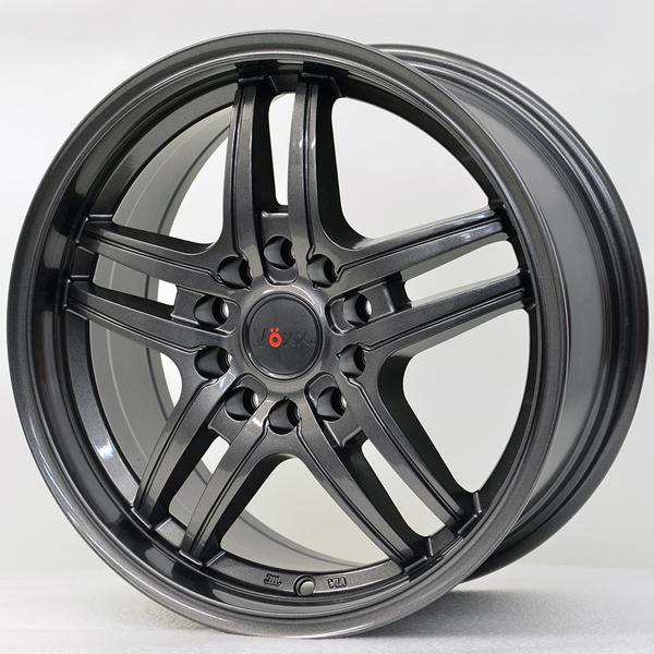 VOXX TORINO GUNMETAL RIM PPT by SPECIAL BUY WHEELS