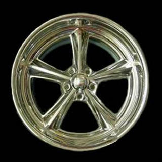 SUPER MAX LOCKDOWN SERIES STANDARD RIM POLISHED by COLORADO CUSTOM WHEELS