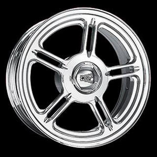 BRECKENRIDGE SUPERIOR SERIES STANDARD RIM POLISHED by COLORADO CUSTOM WHEELS