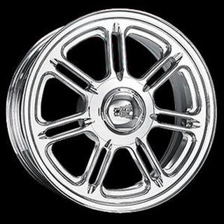 SEVERANCE SUPERIOR SERIES SOFT LIP RIM POLISHED by COLORADO CUSTOM WHEELS