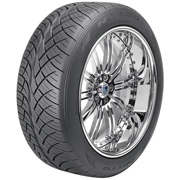 NT420S PERFORMANCE TIRE by NITTO TIRES