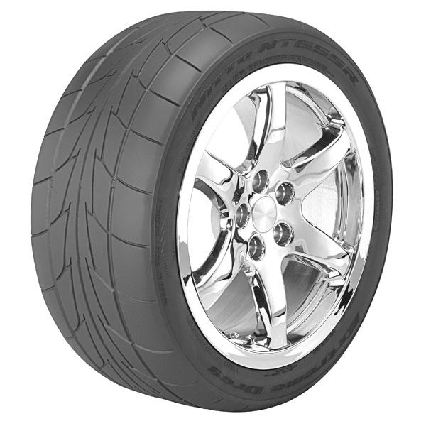 NT555R EXTREME DRAG RADIAL TIRE by NITTO TIRES