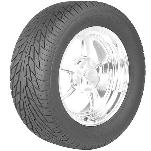 NT450 PERFORMANCE TIRE by NITTO TIRES