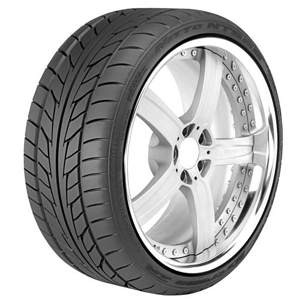 NT555 EXTREME ZR PERFORMANCE TIRE by NITTO TIRES